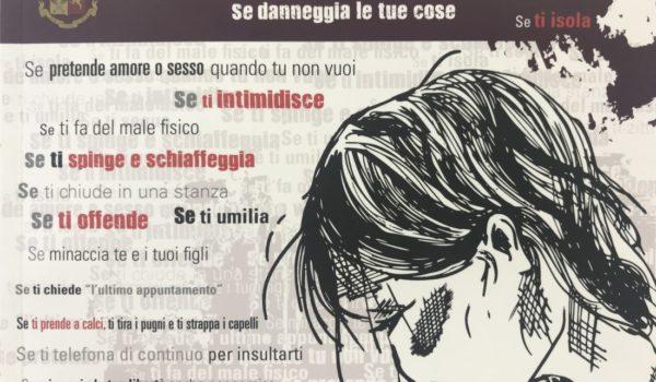 """""""VIOLENZA DI GENERE"""" I DATI DELLA PROVINCIA DI ASCOLI"""