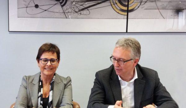 BILANCIO 2019/2021 : LUCA CERISCIOLI E ANNA CASINI A RADIO ASCOLI