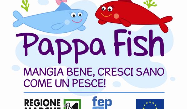 """NELLE MENSE DI CASTORANO TORNA """" PAPPA FISH"""""""