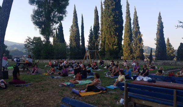 """""""Summer yoga"""" ad Ascoli Piceno"""