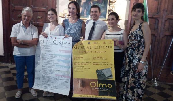 """Su Realtà Locali """"Muse al Cinema"""""""