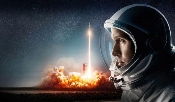 """""""Stregati dalla Luna"""", stasera al Cinema Odeon proiezione gratuita di """"First man – Il primo uomo"""""""