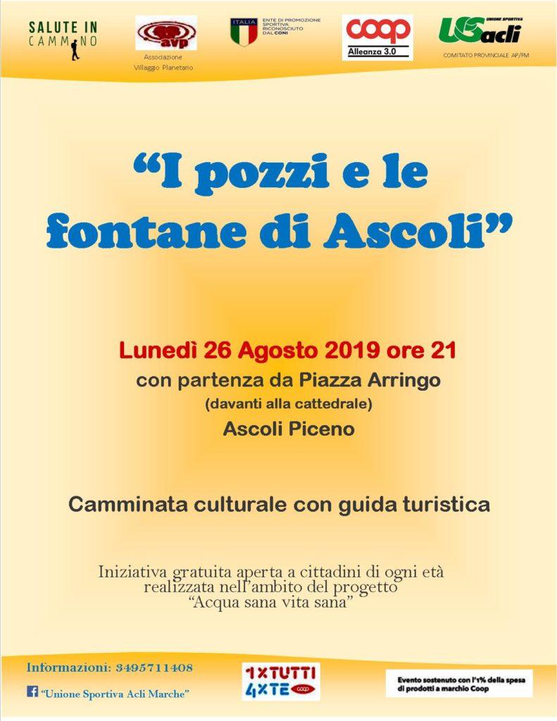 Risorgimarche 2020 Calendario.News Radio Ascoli