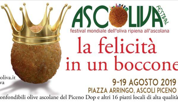 Ascoliva Festival sempre più al servizio dei turisti.