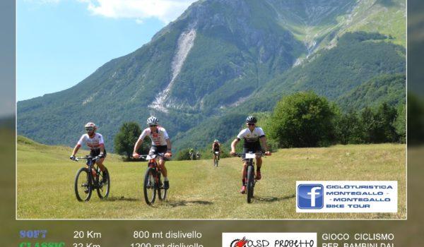 Montegallo bike tour 2019