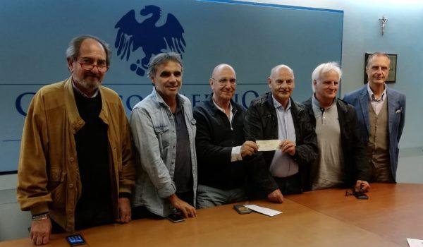 LIDO DEGLI ARANCI: DONAZIONE ALL'AIL