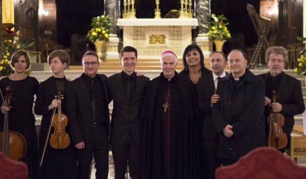 Successo per il Nisi Dominus al Duomo di Ascoli Piceno