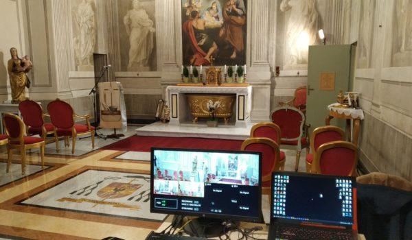 Alle 11 la S. Messa in diretta su Tvrs, su Facebook e su radio Ascoli