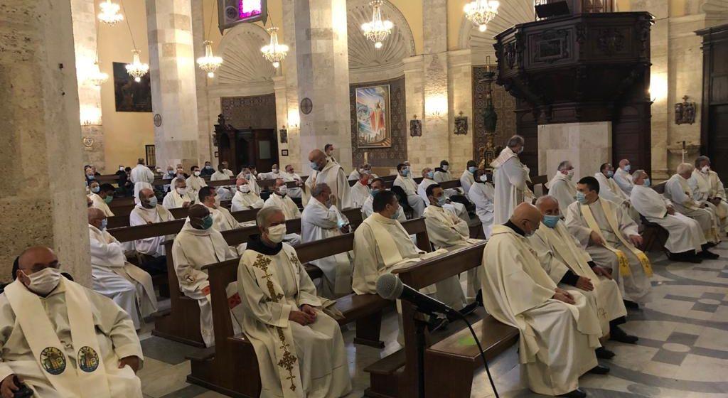Messa crismale: l'omelia del Vescovo D'Ercole