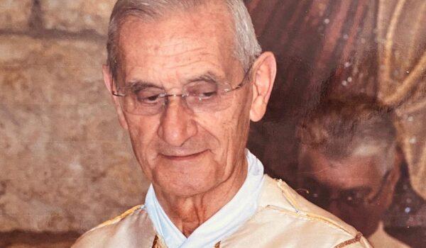 È morto don Giacomo Scialanga