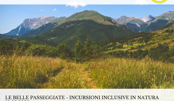 Mete Picene: tornano le belle passeggiate inclusive