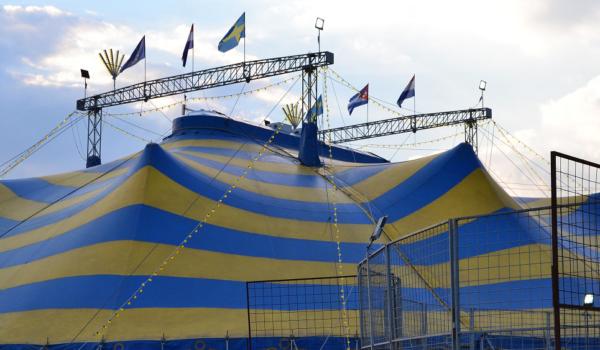 Una comunità in aiuto al circo Madagascar