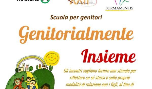 """Torna la """"Scuola per Genitori"""""""