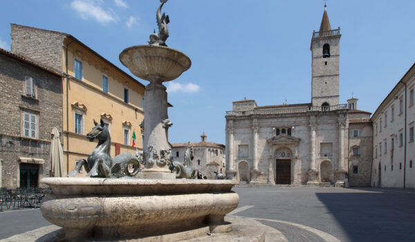 Le piazze di Francesco, mercoledì ad Ascoli