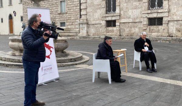 Su Realtà Locali Ecclesia: Le piazze di San Francesco