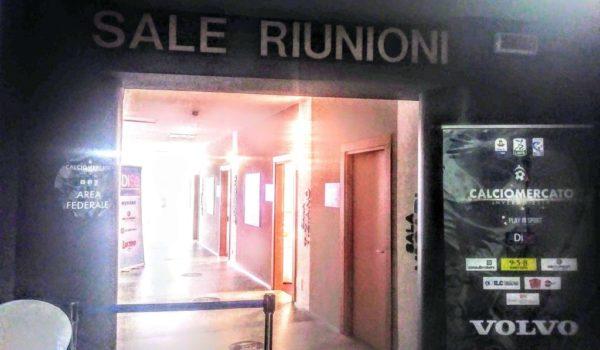 """Calciomercato Ascoli, si lavora anche di notte all'Hotel """"Da Vinci"""""""