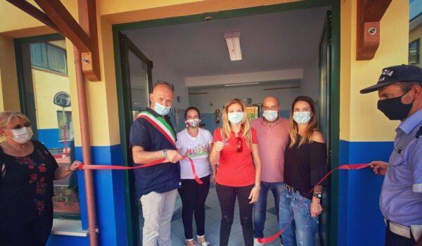 Colli del Tronto: inaugurata la nuova area sportiva