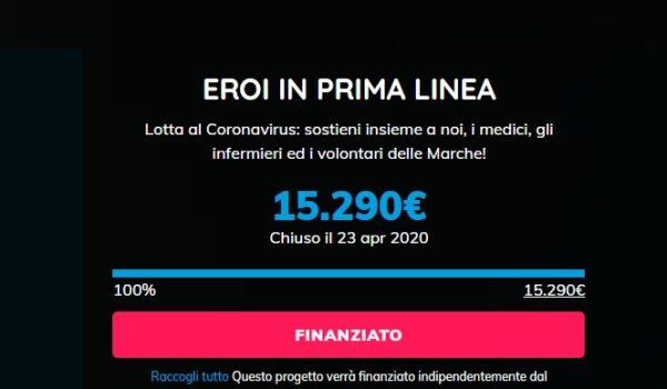 """Su Realtà Locali Filippo Cossetti e gli """"eroi in prima linea"""""""