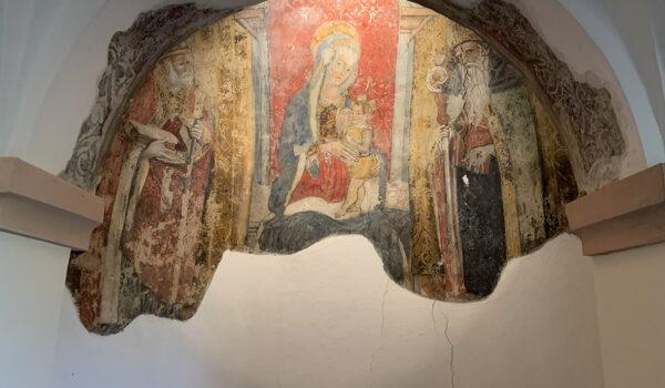 Castignano: tornerà a splendere la Madonna del Latte