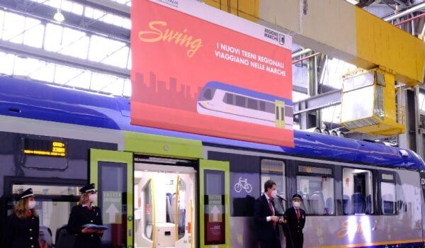 Realtà Locali: nuovi treni in arrivo nelle Marche