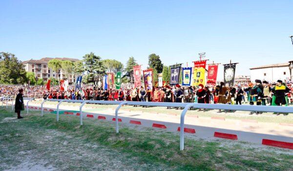 La Quintana di Ascoli affiliata alla Federazione Sport Equestri