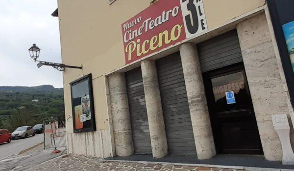 Il Nuovo Cineteatro Piceno riparte