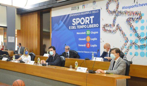 A Realtà Locali: la conferenza regionale dello Sport